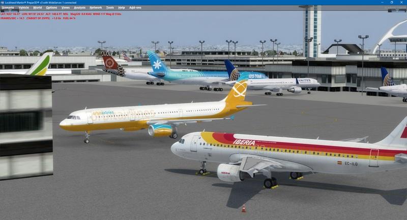 Iceman Software - SKY AI Traffic 1 5